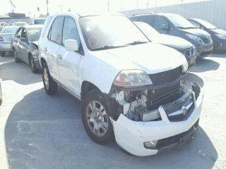 Acura Van Nuys >> Used 2002 Acura Mdx In Van Nuys California