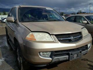 Acura MDX 2002