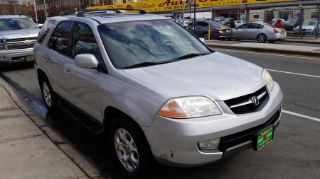 Used 2001 Acura MDX Touring in Jamaica, New York