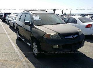 Used 2004 Acura MDX Touring in Burbank, California