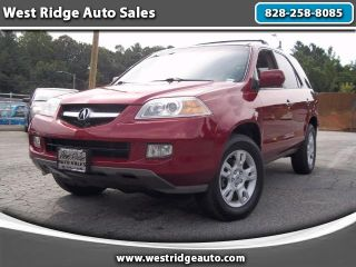 Used 2004 Acura MDX Touring in Asheville, North Carolina
