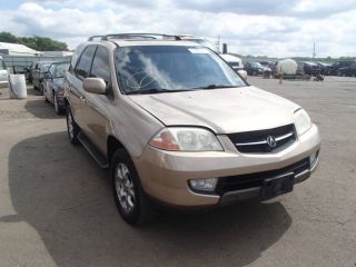 Acura MDX Touring 2001