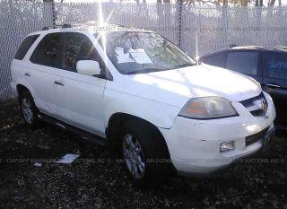 Acura MDX Touring 2004