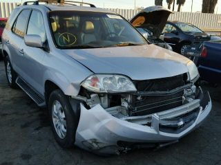 Used 2003 Acura MDX Touring in Van Nuys, California