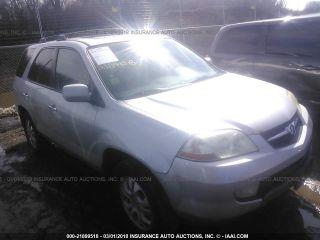 Acura MDX Touring 2003