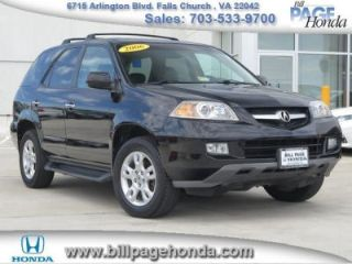 Used 2006 Acura MDX Touring in Falls Church, Virginia