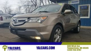 Used 2008 Acura MDX in Youngstown, Ohio Acura Youngstown on