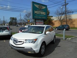 Used 2008 Acura MDX in Union, New Jersey
