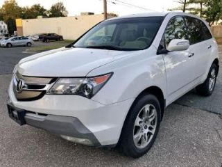 Used Acura MDX Technology In Baltimore Maryland - 2007 acura mdx used