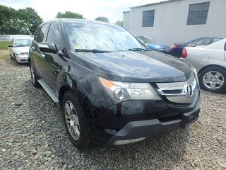 Acura MDX Technology 2007