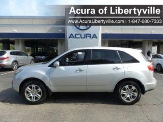 Acura MDX Technology 2009