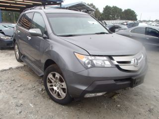 Acura MDX Technology 2009