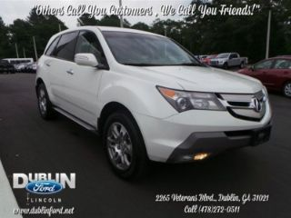 Used 2009 Acura MDX Technology in Dublin, Georgia