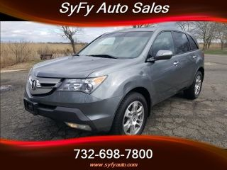 Used 2009 Acura MDX Technology in South River, New Jersey