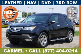 Used 2009 Acura MDX Sport in Indianapolis, Indiana
