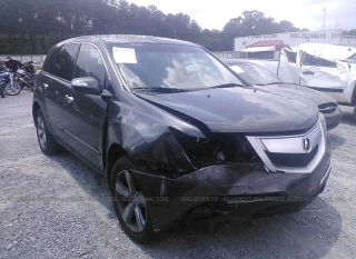 Used 2012 Acura MDX in Acworth, Georgia