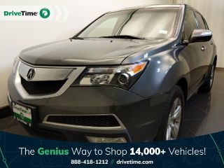 Used 2010 Acura MDX in Newport News, Virginia