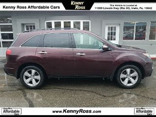 Used 2011 Acura MDX in North Huntingdon, Pennsylvania