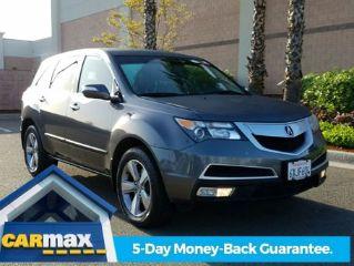 Used 2012 Acura MDX in Fresno, California