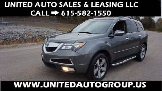 Used 2012 Acura MDX Technology in Old Hickory, Tennessee