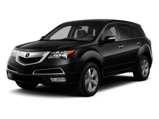 Used 2012 Acura MDX Technology in Naples, Florida