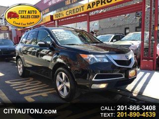 Used 2012 Acura MDX Technology in Union City, New Jersey
