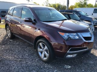 Used 2012 Acura MDX Technology in Columbia, South Carolina