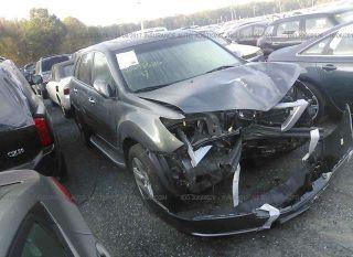 Acura MDX Technology 2012