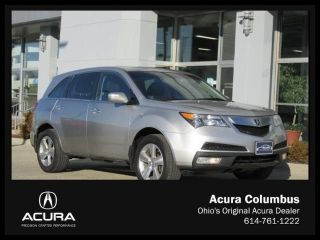 Acura MDX Technology 2010