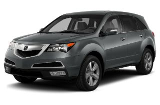 Acura MDX Technology 2013