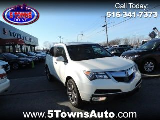 Acura MDX Advance 2010