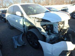 Acura MDX Advance 2011