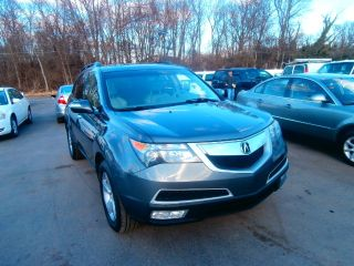Acura MDX Technology 2011