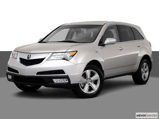 Used 2010 Acura MDX Technology in Mechanicsburg, Pennsylvania