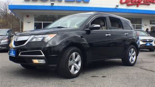 Used 2010 Acura MDX Technology in White Plains, New York