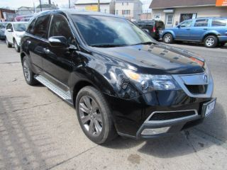 Used 2010 Acura MDX Advance in Paterson, New Jersey