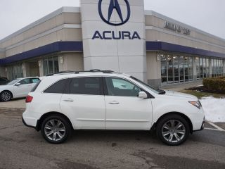 Acura MDX Advance 2012
