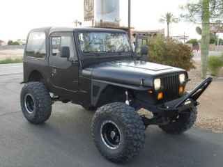1990 jeep wrangler | Edition, Photo, Specs