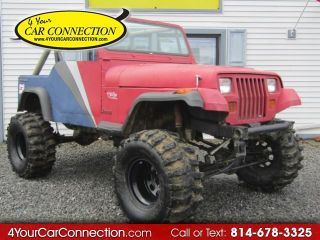 Used 1989 Jeep Wrangler In Cranberry Pennsylvania