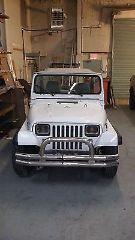 Jeep Wrangler Islander 1990