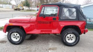 Jeep Wrangler Renegade >> Used 1992 Jeep Wrangler Renegade In Springfield Illinois