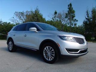 Lincoln MKX Select 2016