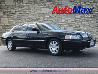 Used 2010 Lincoln Town Car Executive L In Ocala Florida