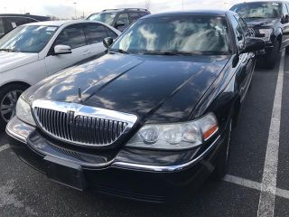 Used 2011 Lincoln Town Car Executive L In Staten Island New York