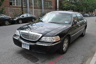 Used 2010 Lincoln Town Car Executive L In Long Island City New York