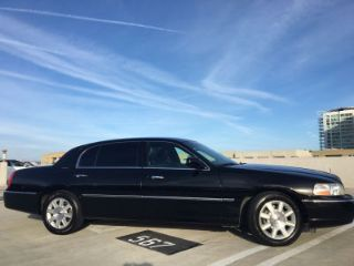 Used 2011 Lincoln Town Car Executive L In Marina Del Rey California