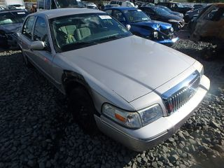 Mercury Grand Marquis GS 2008