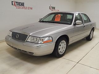 Mercury Grand Marquis GS 2004