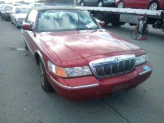 Mercury Grand Marquis GS 2000