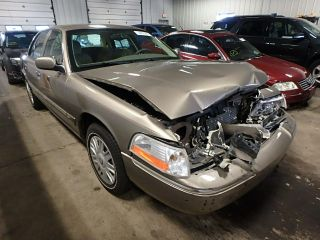 Mercury Grand Marquis GS 2005